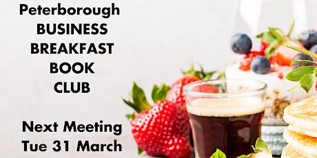 Peterborough Business Breakfast Book Club tickets