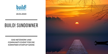 build! Sundowner - Spring Edition Tickets