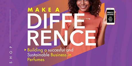 Building A Successful Business in Perfumes tickets