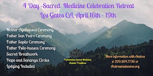 4 Day Sacred Medicine Retreat