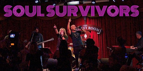 SOUL SURVIVORS in the Whiskey Room Live tickets