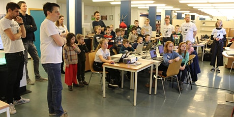 Coderdojo Aarschot - 21/03/2020 tickets