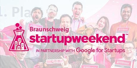 Techstars Startup Weekend Braunschweig 11/2020 Tickets