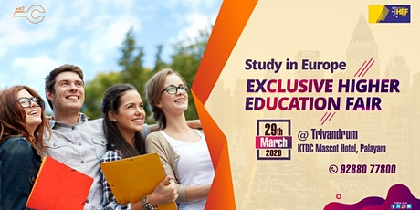 Higher Education Fair in Trivandrum tickets