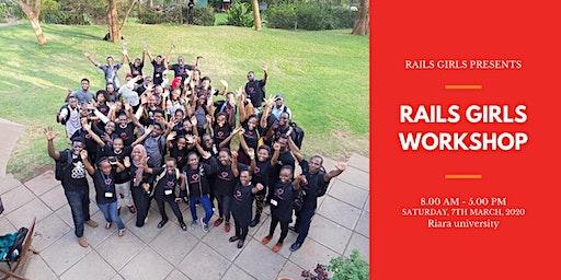 Rails Girls Mega Workshop 2 Kenya
