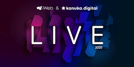 iWeb Live 2020 tickets