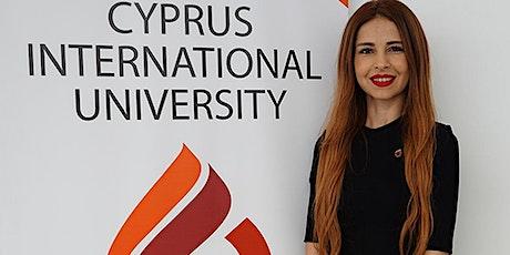 Cyprus International University 1st annual educati tickets