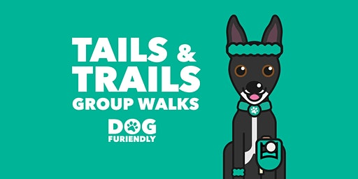 Tails and Trails Group Walk: Nercwys Forest, Flintshire