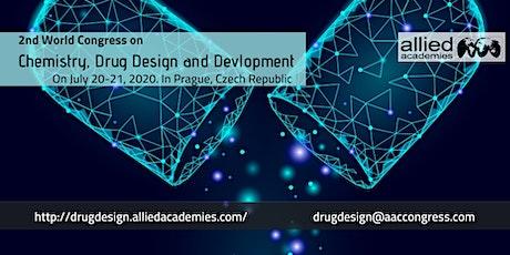 World Congress on Drug Design and Development tickets