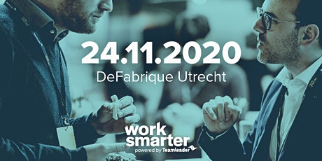 Work Smarter 2020 (NL) tickets