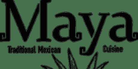 Maya's Beer & Food Pairing Popup tickets