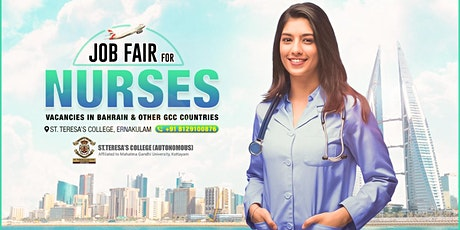 Job Opportunities in Bahrain and Other GCC Countries tickets