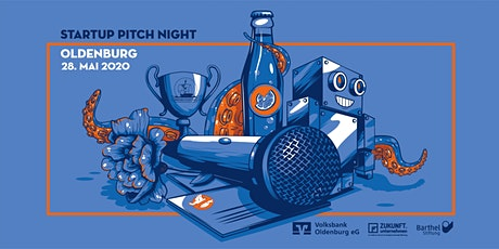 Startup Pitch Night Oldenburg 2020 Tickets