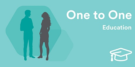 One-to -One: For line managers in the Education sector tickets