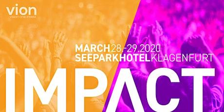 vion impact 2020 Tickets