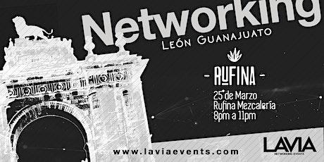 Hacemos NETWORKING en León  (tu entrada  incluye u entradas