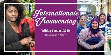 Internationale Vrouwendag: over ondernemende vrouwen en diversiteit tickets