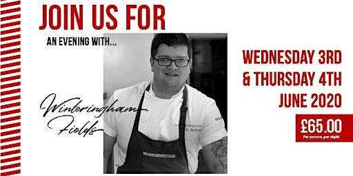 CASE Pop Up Restaurant 2020 - Thursday 4 June