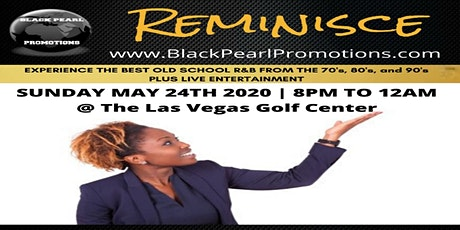 Reminisce Old School Affair - Live Jazz and R&B From The 70's, 80's, & 90's tickets