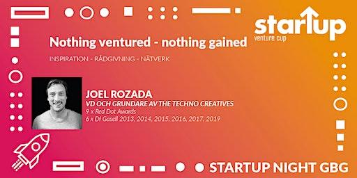 Startup Night Göteborg