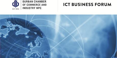 ICT Business Forum  - 10 March 2020 tickets