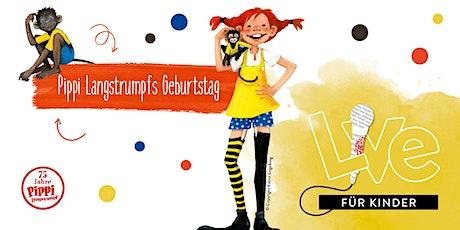 FÜR KINDER: Pippi Langstrumpfs Geburtstag Tickets