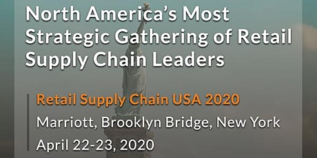 Retail Supply Chain USA 2020 tickets