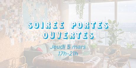 Soirée Portes Ouvertes Comet La Défense billets