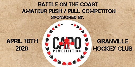 Battle On The Coast - Push/Pull Competition