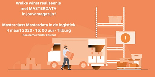 Masterclass Masterdata in de logistiek