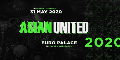ASIAN UNITED 2020 | TICKETS Tickets
