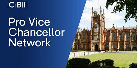 Pro Vice Chancellor Network (NW) tickets