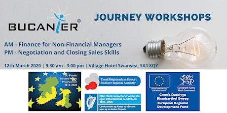 BUCANIER Journey Workshops tickets