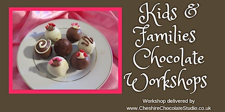 Chocolate experience for families/groups Easter 2020 tickets
