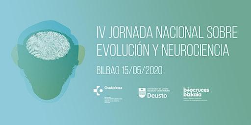 IV JORNADA NACIONAL SOBRE EVOLUCIÓN Y NEUROCIENCIA