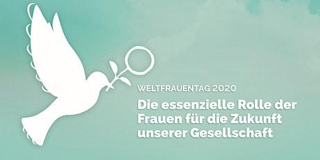 ,,Die essenzielle Rolle der Frauen für die Zukunft unserer Gesellschaft'' - Veranstaltung von Frauen für Frauen Tickets