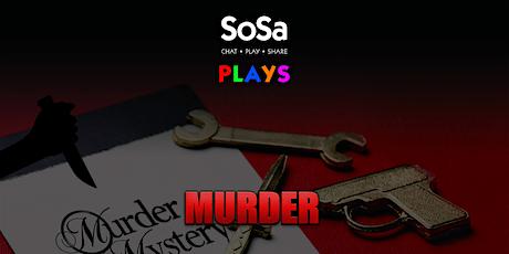 SoSa Plays - Murder! (Garry's Mod) tickets