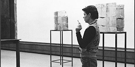 In Conversation: Oliver Basciano & Sabine Breitwieser 'Isa Genzken. Window' tickets