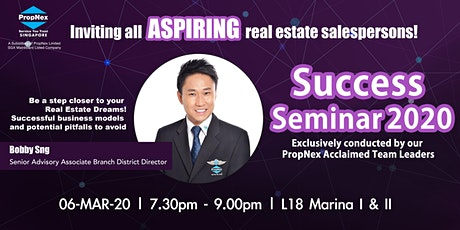 Success Seminar 2020 tickets