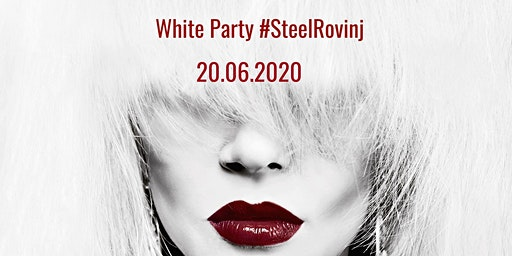 White Party #FirstDayOfSummer at #SteelRovinj