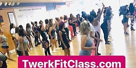 TWERK FITNESS CLASS : LADIES!!  NEW ORLEANS LA tickets