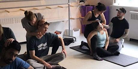 Thai Massage Skills Workshop by Jasmine Dawes  // The Yoga Loft Whitley Bay tickets