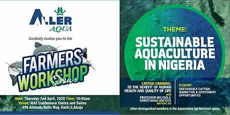 Farmers Workshop Abuja tickets