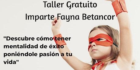 """Taller GRATUITO """"LIDERA TU METRO CUADRADO"""" Las Palmas de Gran Canaria tickets"""