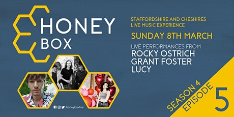 Honey Box Live Series 4 Episode 5 tickets