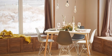 Home Decoration Workshop - 7.50€ tickets