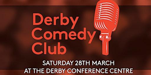 Derby Comedy Club Night March 2020