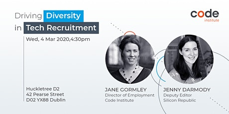 Driving Diversity in Tech Recruitment tickets
