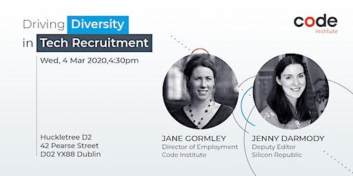 Driving Diversity in Tech Recruitment