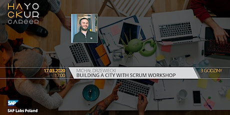 Building a City with Scrum - workshop tickets